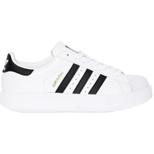 información girasol Vendedor  Adidas Originals Women Superstar Platform Sneakers (630 MYR) ❤ liked on  Polyvore featuring shoes, sn… | Adidas originals women, Logo shoes, Platform  high heel shoes