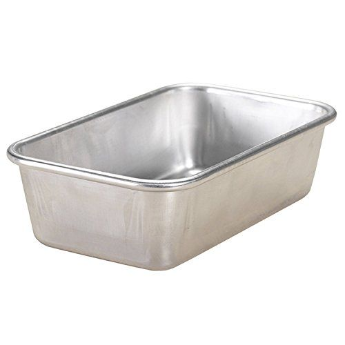 Premium Usa Pure Thick Aluminum Baking Loaf Pan And A Multi
