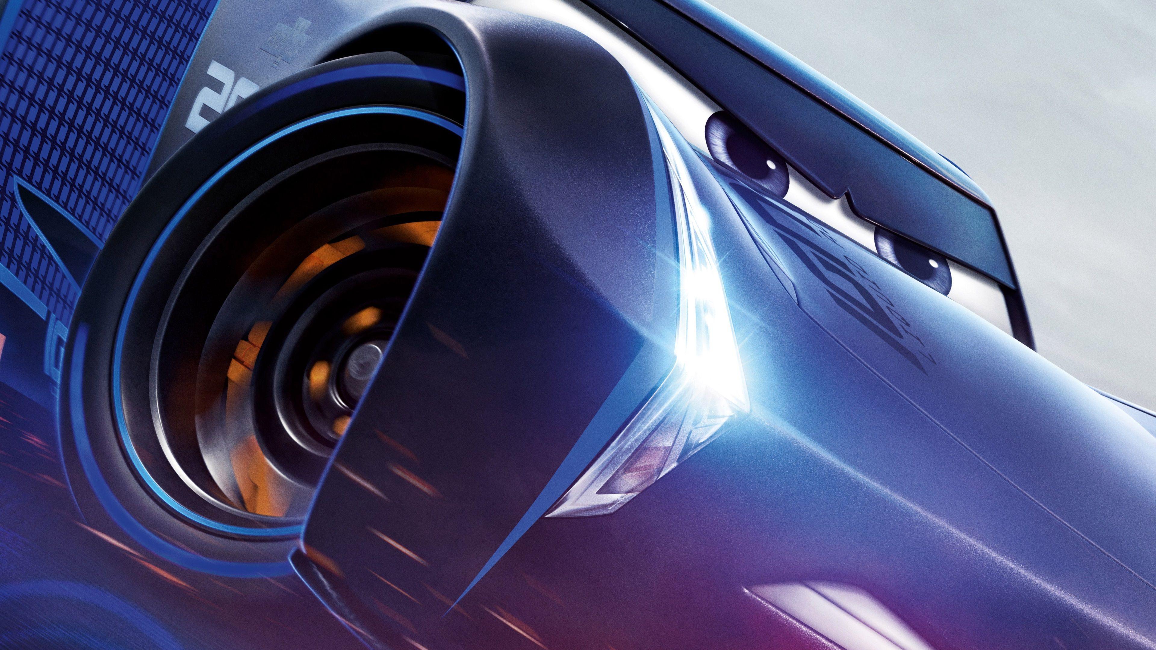 3840x2160 Cars 3 4k Backgrounds For Desktop Hd Backgrounds
