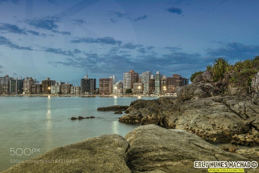 Praia do Morro - Guarapari/ES by erlyenm