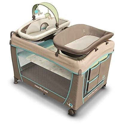 Ingenvity Washable Playard with Dream Centre #60212 | Baby ...