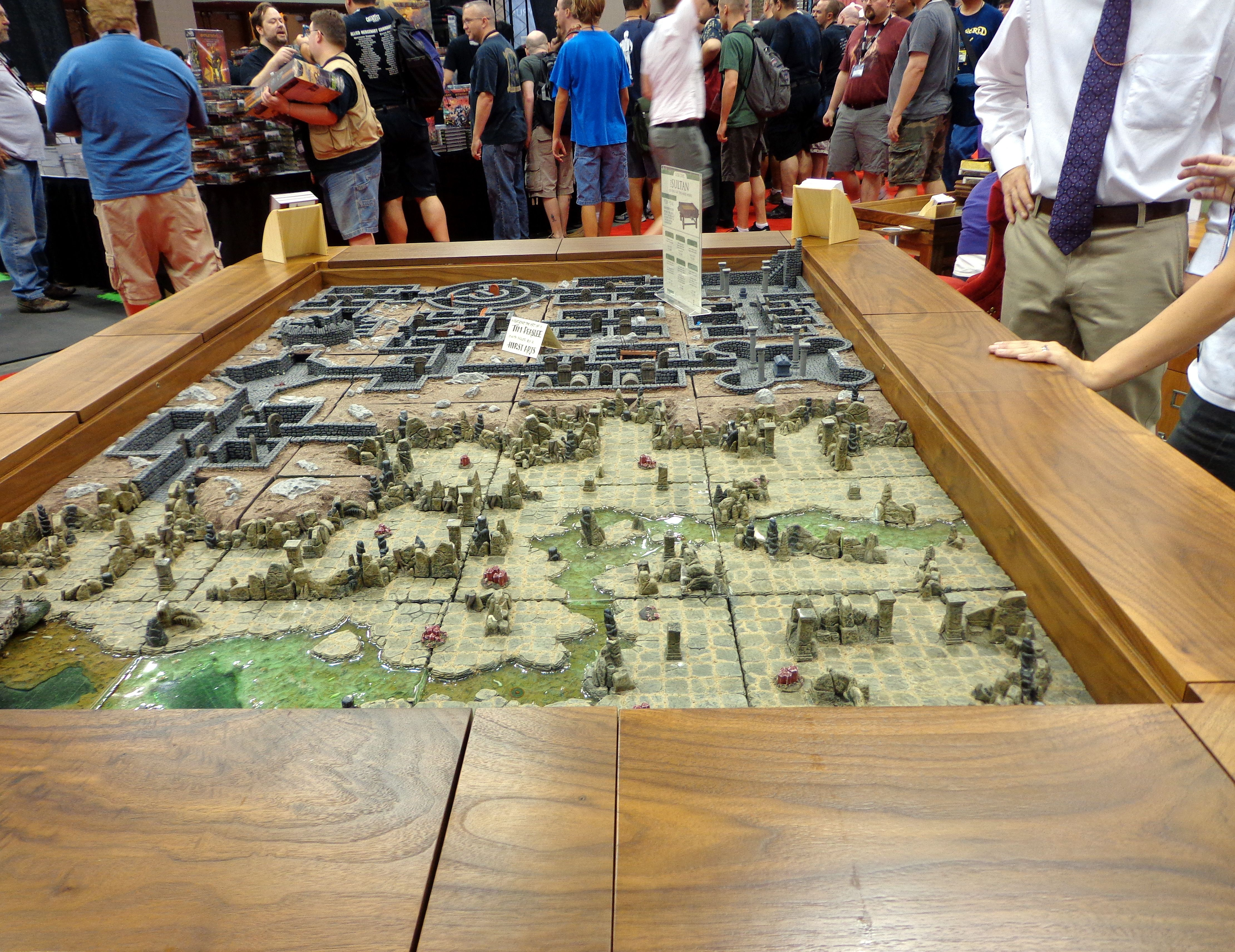 Charming Board Game Table, Table Games, Game Tables, Board Games, Game Terrain,  Gaming Rooms, Game Room, Men Cave, Tabletop