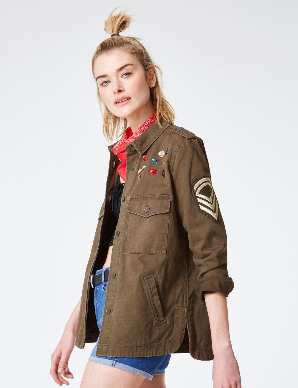 Collection de Doudounes, Vestes Militaires, Teddys, Bombers