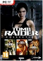 TOMB RAIDER COLLECTION (3-PACK) [TOMBRAIDCOLL] - $7.75 : GalaxorStore.com