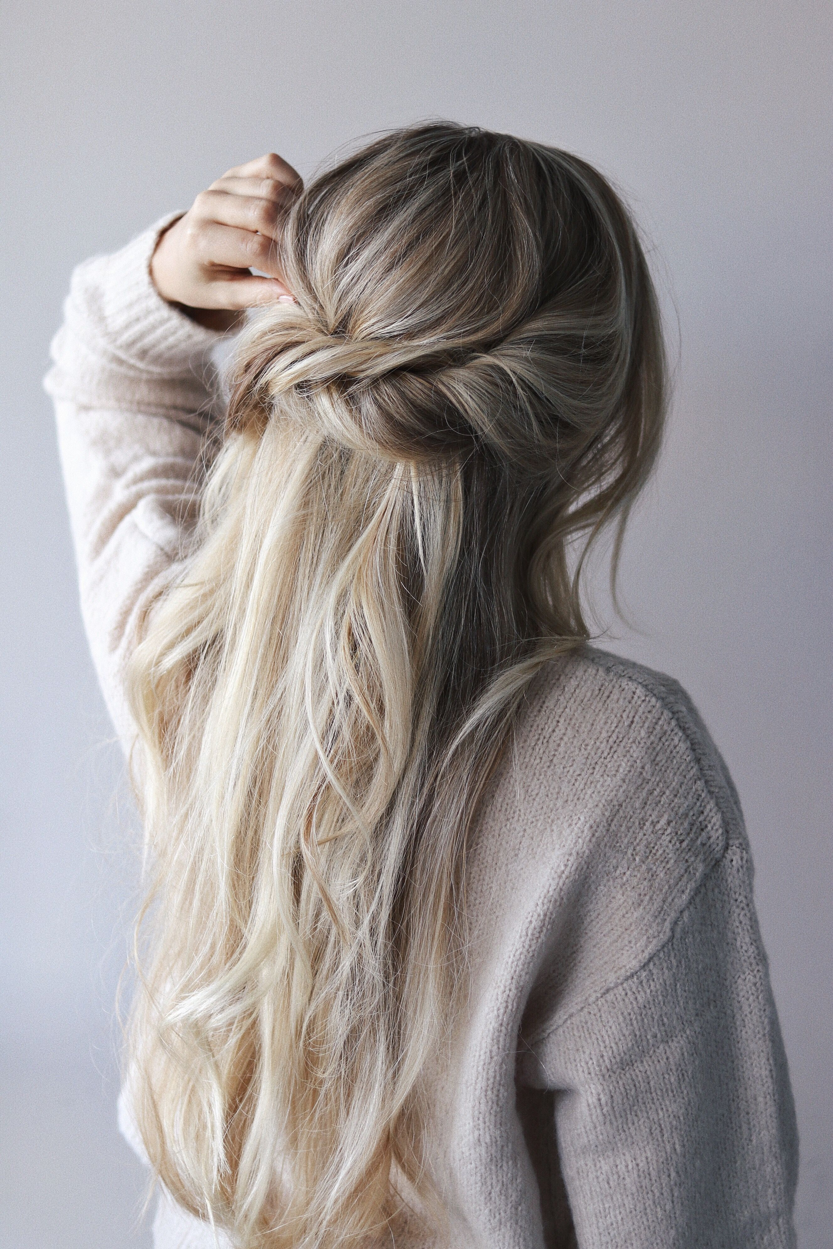 easy fall hairstyles, hair trends 2018 | hair | pinterest