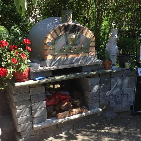 Pizzaioli - Wood Fired Outdoor Pizza Oven, Authentic Italian Style