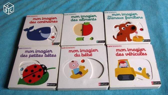 Serie Kididoc 1 A 3 Ans Mon Imagier Livre Enfant Livre Imagier