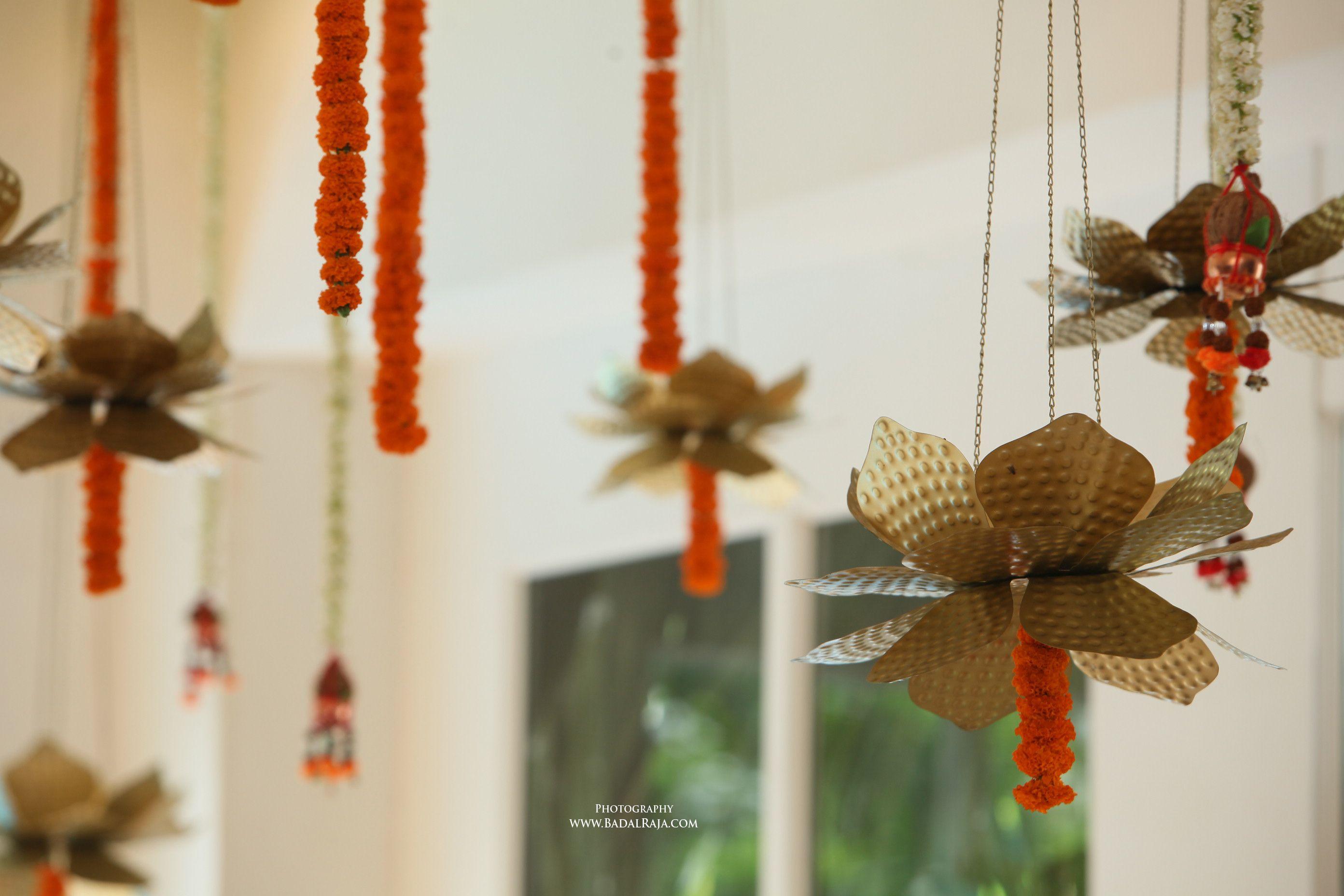 Decor by The Wedding Design Company Indian Wedding Lotus Marigold ...