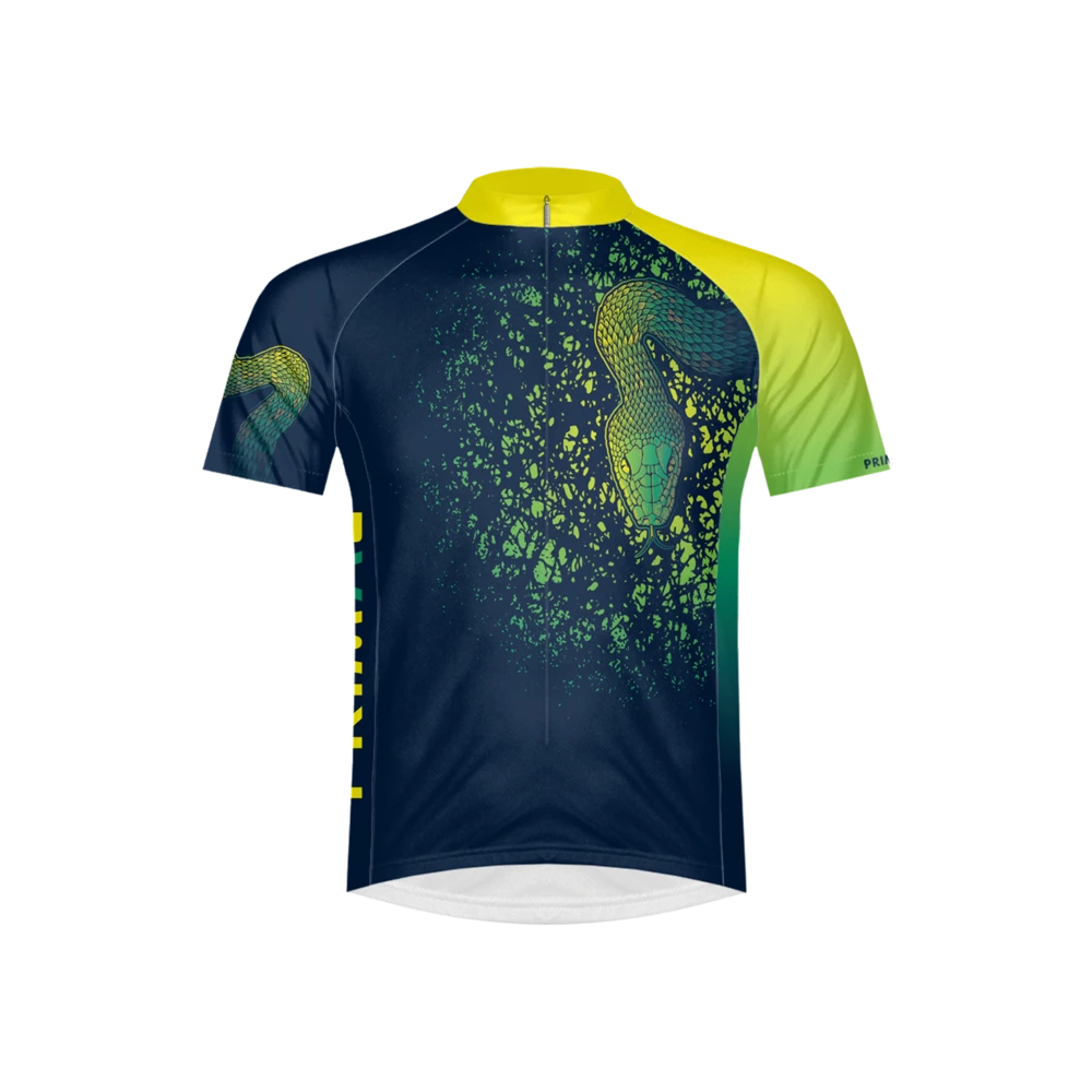 Snake Bite Men's Sport Cut Cycling Jersey