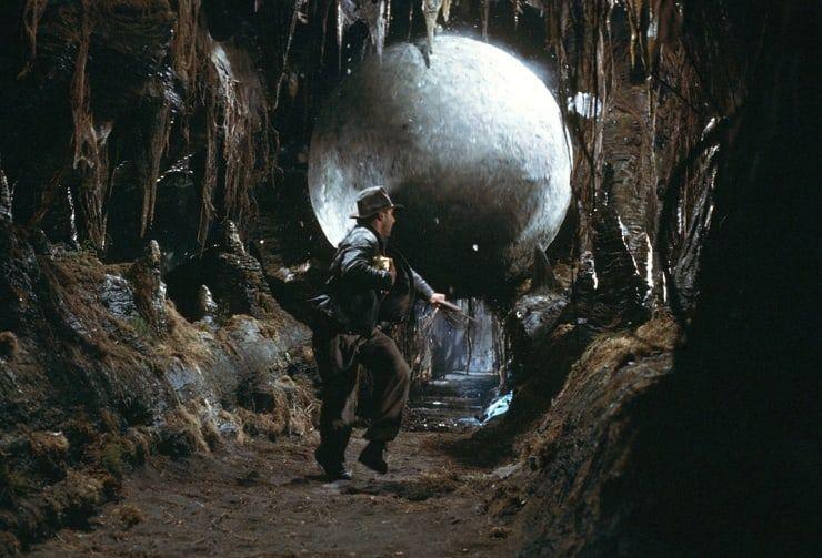 Pin De Danielle Upton En 80 S Action En Busca Del Arca Perdida Cine De Culto Indiana Jones