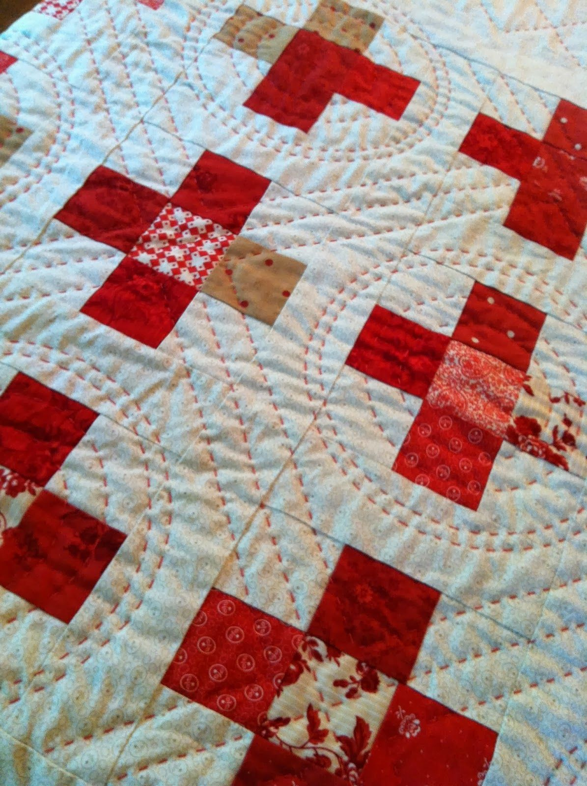 storehouseannex: a regular plus quilt, but with a little something ... : quilting hands - Adamdwight.com