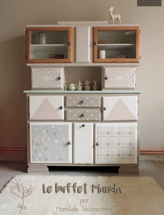 aime la deco de ce meuble meubles. Black Bedroom Furniture Sets. Home Design Ideas
