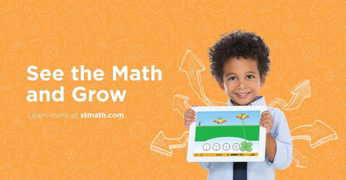 Based on applied neuroscience research, ST Math\'s visual online math ...