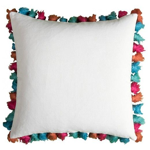 The Neutral Coloring Of The T10859 Decorative Pillow By