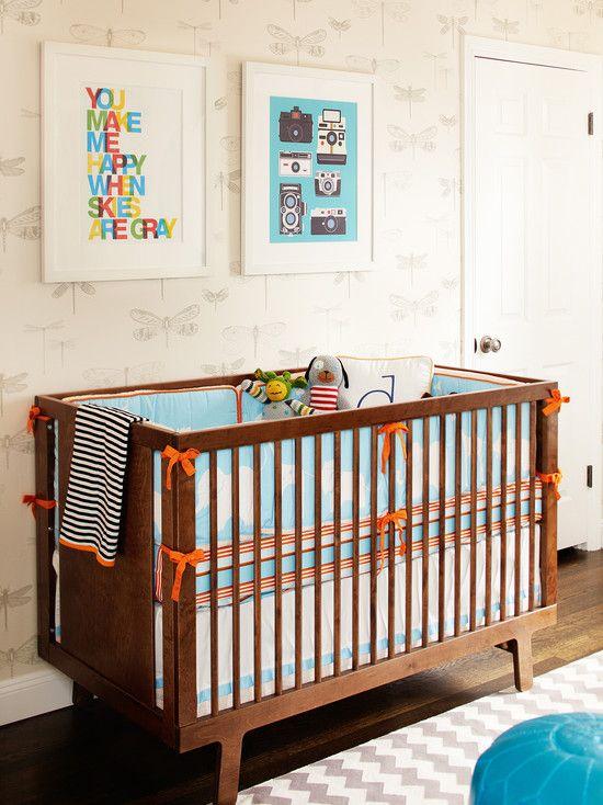 Oeuf Sparrow Crib Walnut Eco Friendly Available At Polkadotpea Https Www 7spcr05