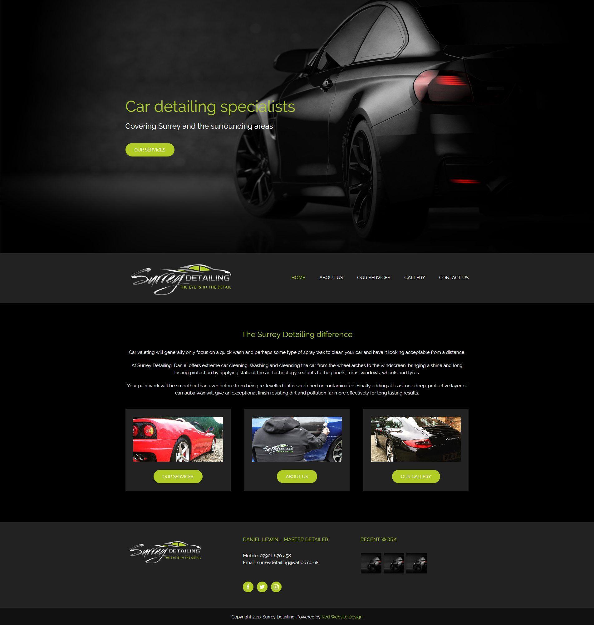 Web Design Cobham Cheap Website Designers Cobham
