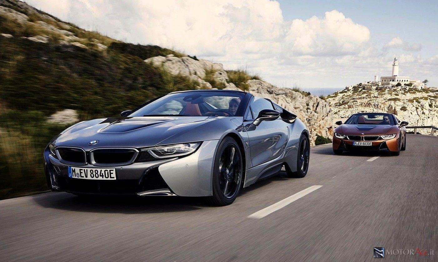 BMW i8 Roadster: scoperta in 15 secondi [VIDEO | Bmw i8 and BMW Bmw I Quanti Cavalli Ha on