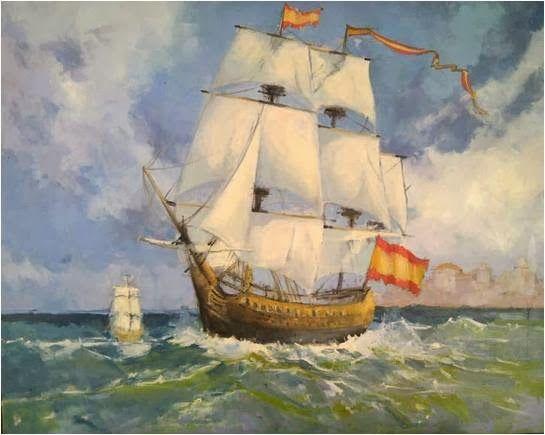 Navio San Telmo-Antes de embarcarnos en este viaje para intentar descubrir qué ocurrió tras la desaparición del navío San Telmo con 644 hombres a bordo,