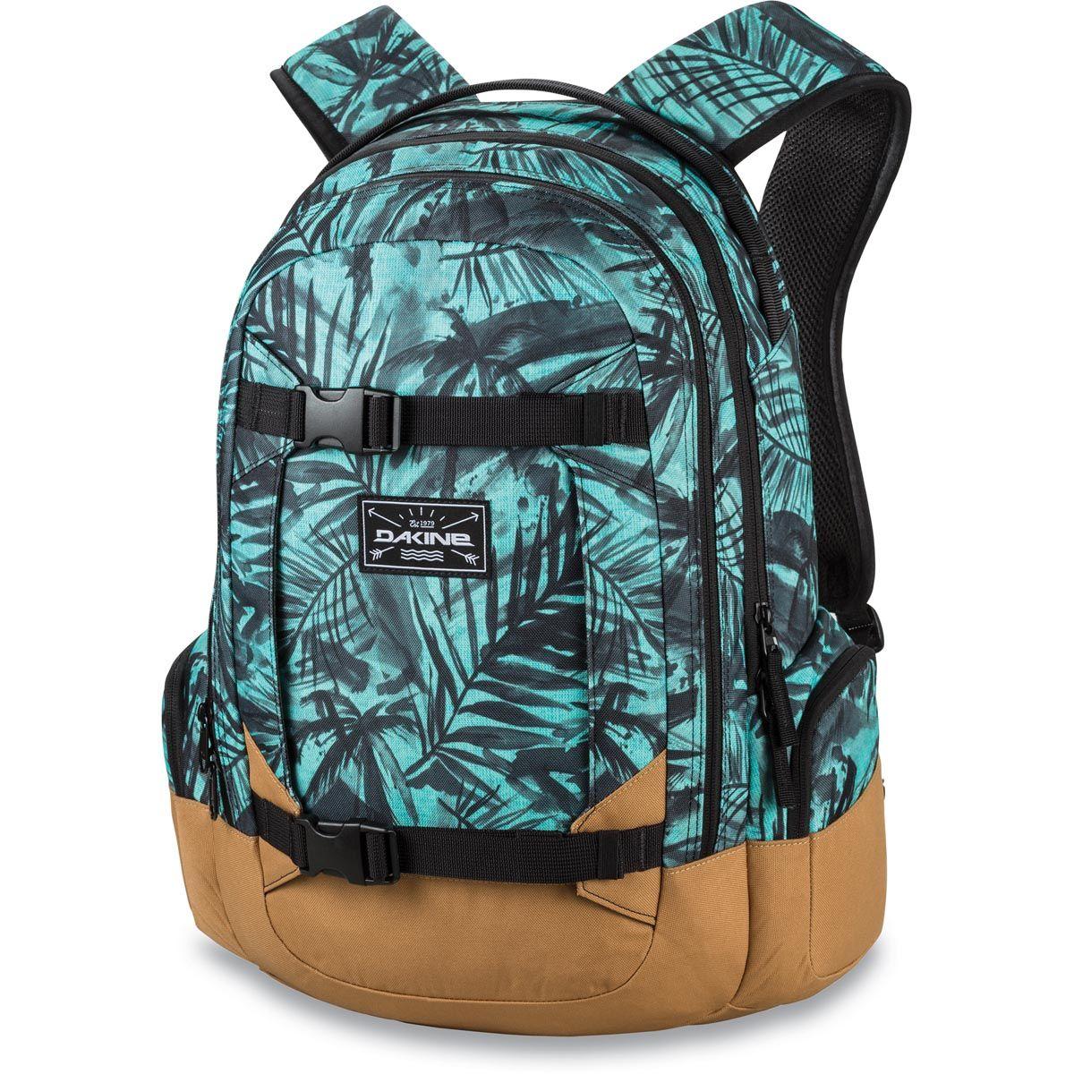 Dakine Mission 25l Painted Palm 25l Backpack Dakine Backpacks