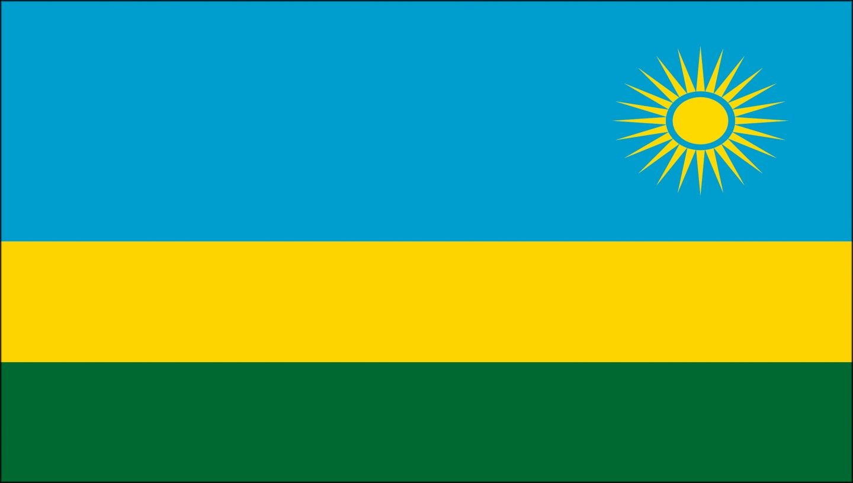 Ruanda En áfrica Central Encontramos Ruanda Cuya Capital Es Kigali En Su Bandera El Amarillo Represe Rwandan Genocide Genocide In Rwanda Albania Population