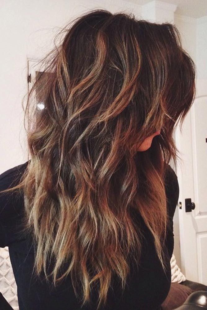 15 Sexy and Stylish Long Layered Haircuts