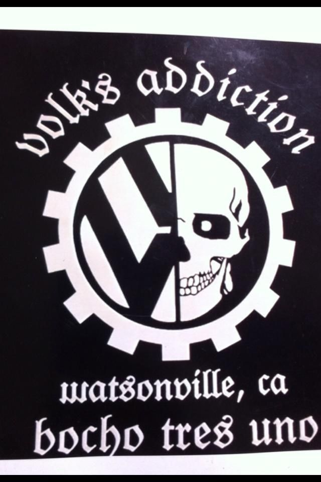 Volks Addiction, Watsonville, CA Logo