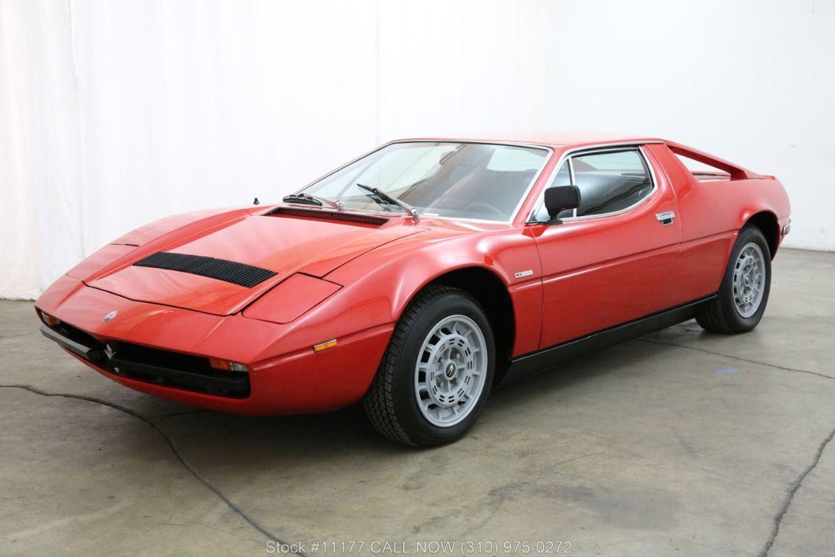 Used 1979 Maserati Merak Los Angeles, CA Maserati