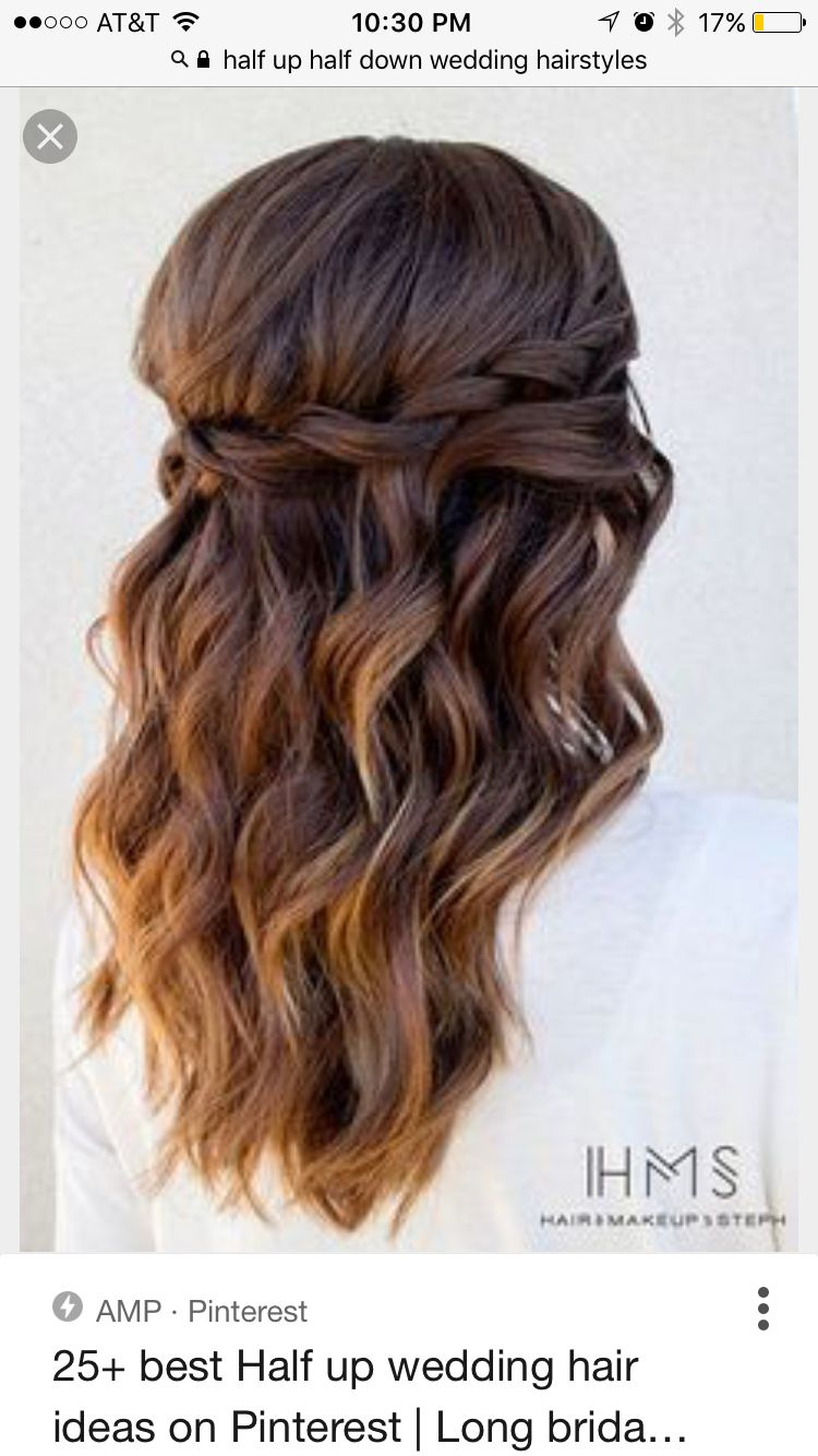 Pin by lauren kalina on wedding hair pinterest weddings