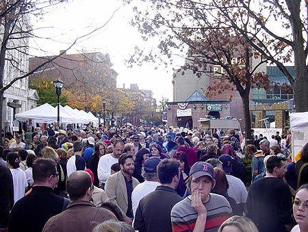 Every October, Salem, Massachusetts, becomes a tourist destination ...
