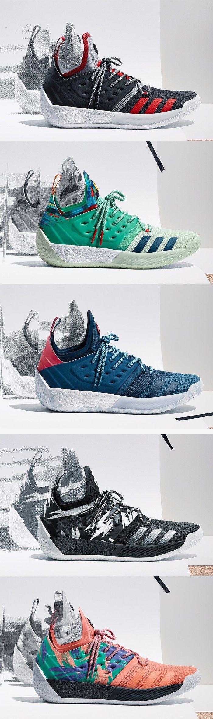 Adidas Zapatillas de baloncesto Harden 2 sneakersadidas Pinterest