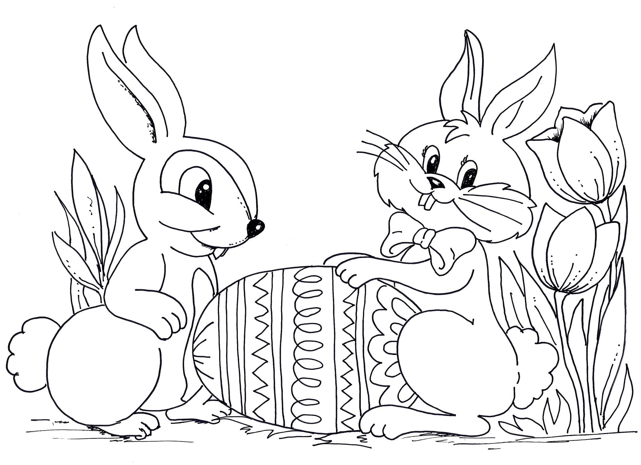 easter coloring dot to dot Archives - coloring for kids | Speech ...