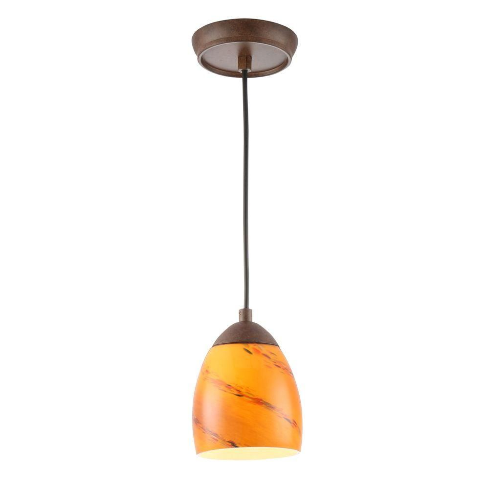 Hampton bay rhodes 1 light nutmeg mini pendant products hampton bay rhodes 1 light nutmeg mini pendant aloadofball Gallery