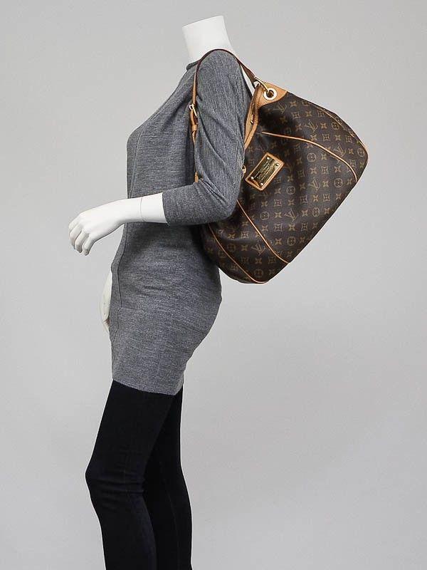 Louis Vuitton Monogram Canvas Galliera PM Bag ...