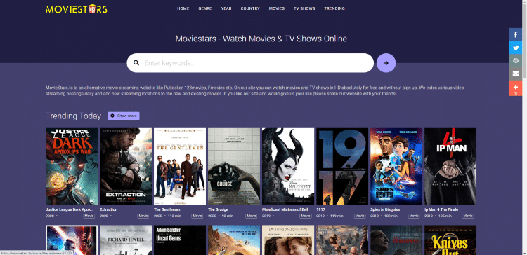 The 25 Best Free Online Movie Streaming Sites in January ...