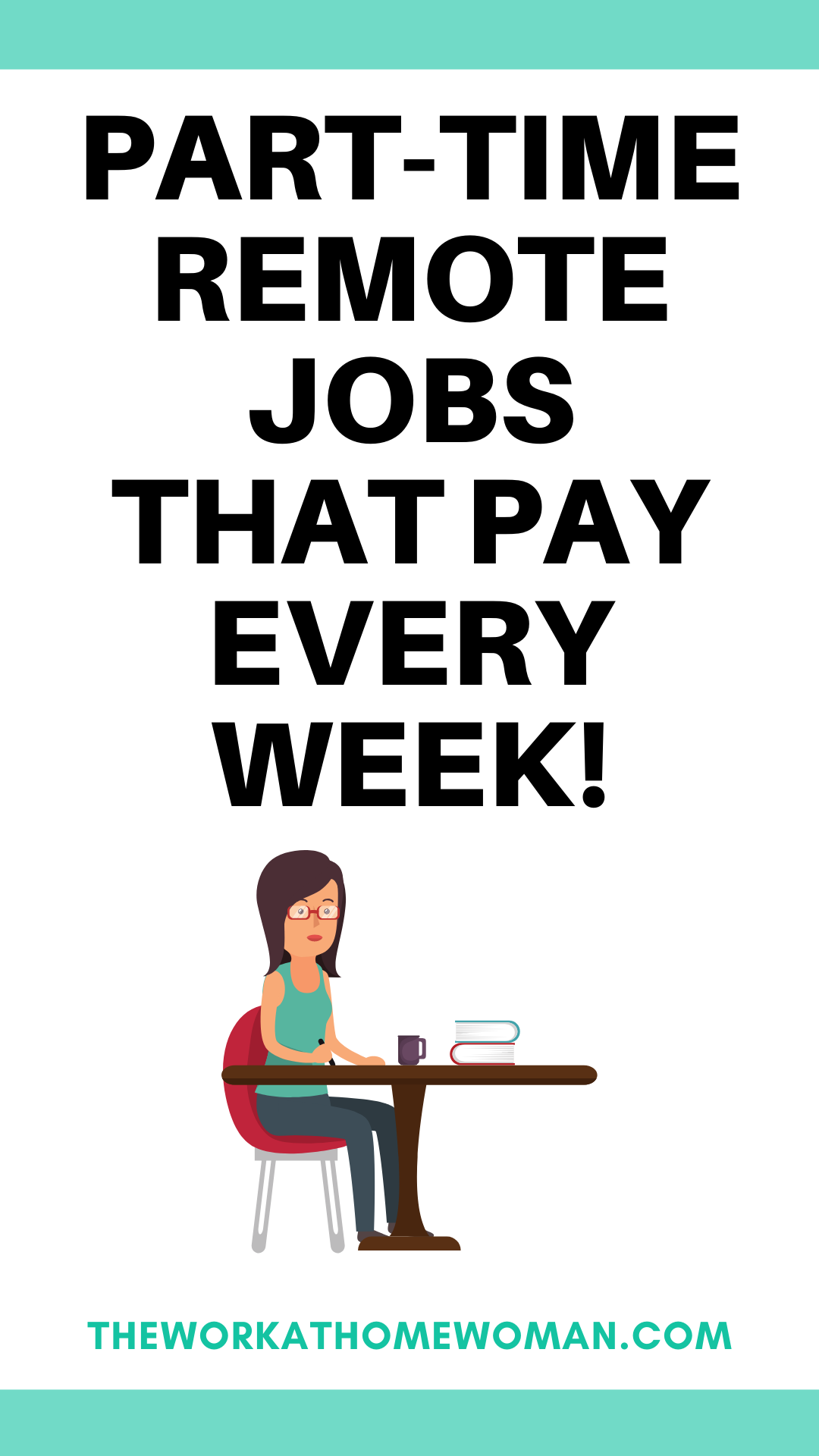 Work from Home Jobs that Pay Weekly Work from home jobs