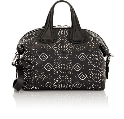 6904d5b437 GIVENCHY Nightingale Medium Satchel.  givenchy  bags  shoulder bags  hand  bags  leather  satchel
