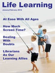 The unschooling/homeschooling magazine that I own and edit ...
