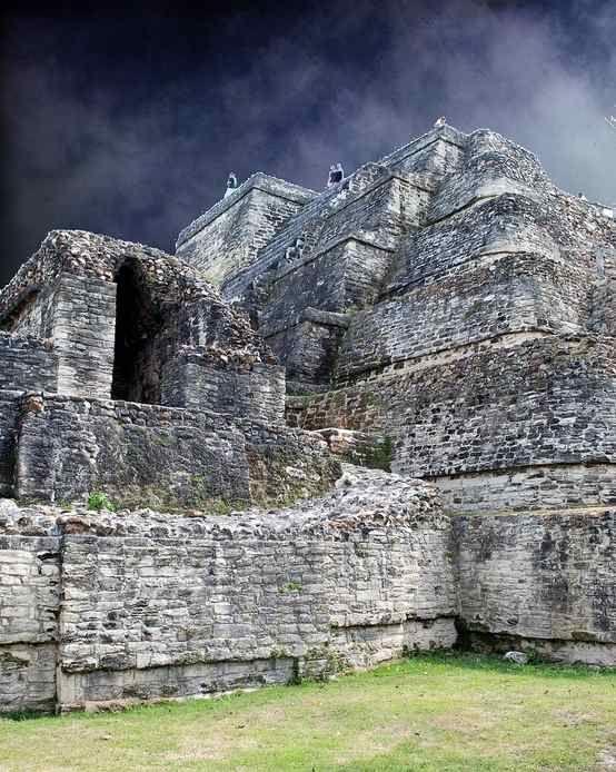 Altun Ha, Belize, Central America
