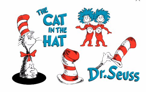 Cat In The Hat Bundle Free Svg Files Dr Seuss Art Seuss Crafts Cat In The Hat Party
