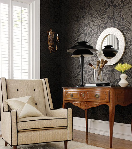 1000 images about wallpaper interior design on pinterest wallpapers wall papers and home wallpaper