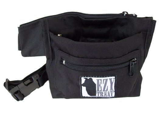 Ezy Treat Top Quality Dog Treat Bag For Reward Training Easy