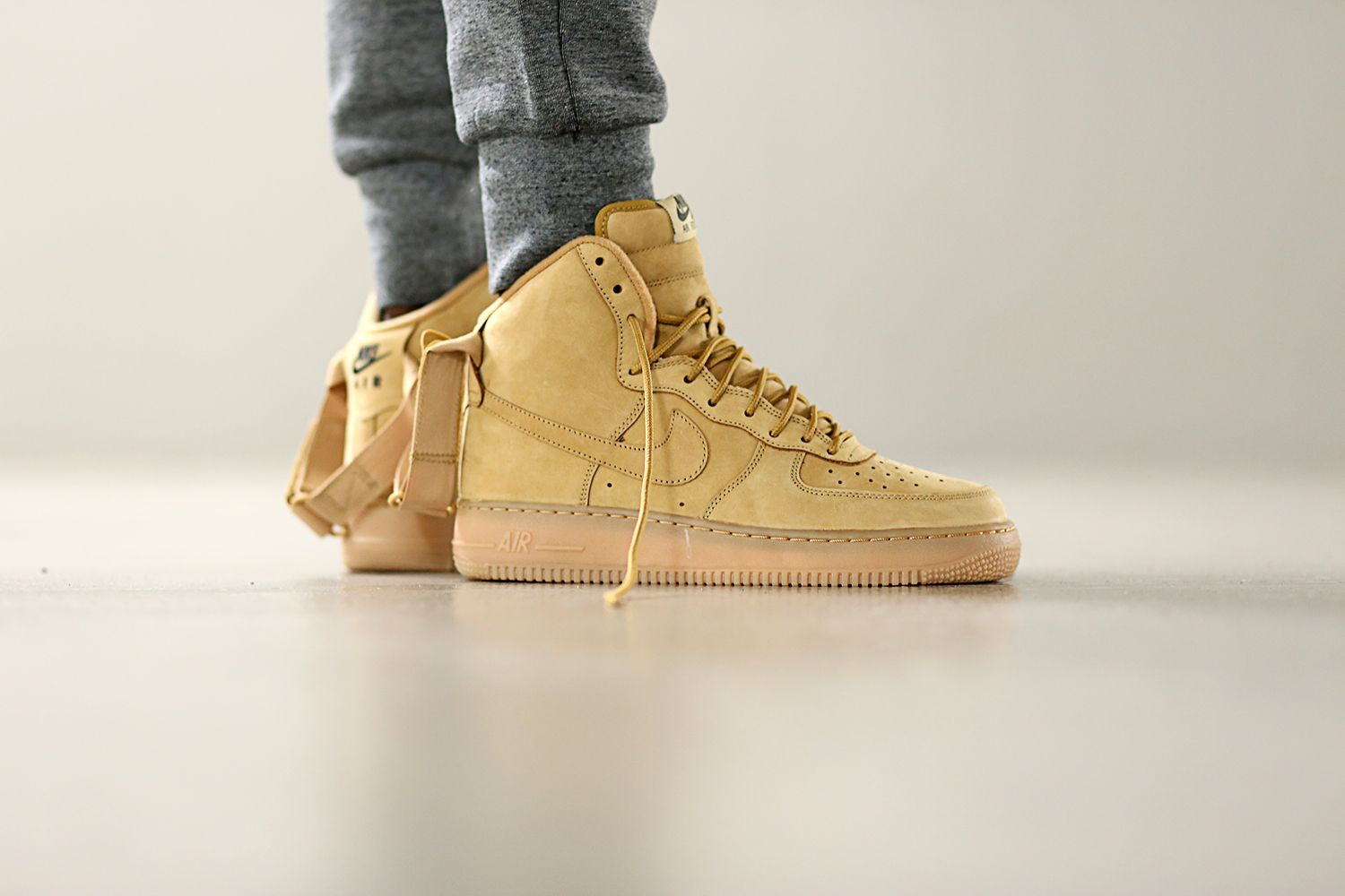 reputable site 1e0b9 b7695 Image result for af1 high on feet | Street Style: | Air ...