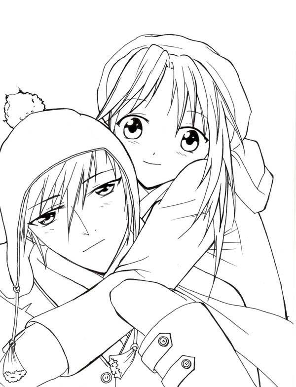 Pin De Coloringsky Em Anime Coloring Pages Como Desenhar Manga Manga