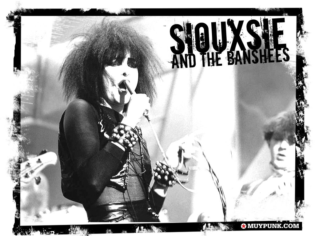 Siouxsie The Banshees Siouxsie And The Banshees