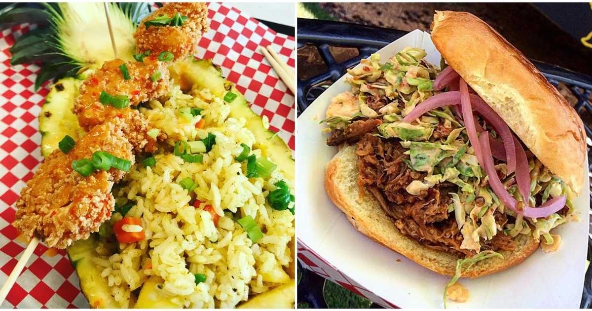 Austin is having a delicious food truck tasteoff festival