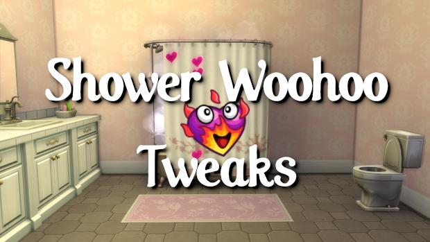 Mod Shower Woohoo Tweaks Mizoreyukii On Patreon In 2021 Sims 4 Woohoo Mod Sims Mods Sims 4 Mods