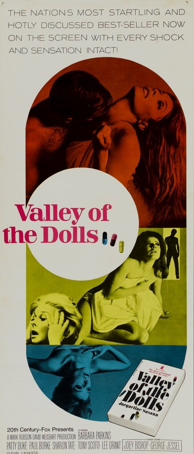 """""""Valley Of The Dolls"""" (1967)"""