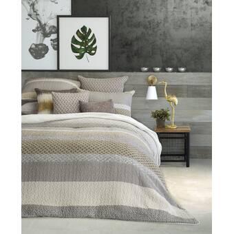 Hailey Reversible Duvet Cover Set Duvet Cover Sets Bed