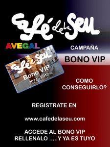 Las Ofertas del BONO VIP del Café de la Seu - Empresas Gay Friendly