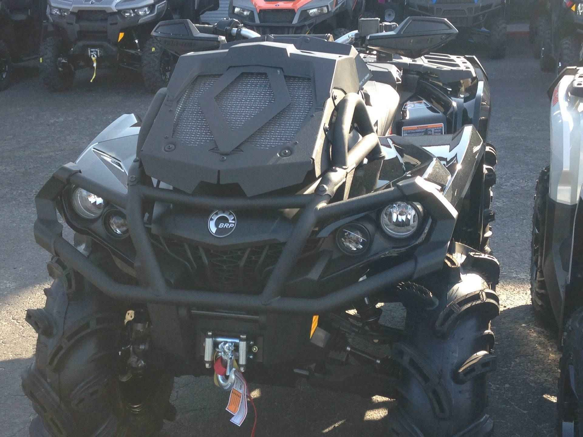 new 2017 can am outlander x mr 1000r atvs for sale in north rh br pinterest com